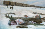 Полторы тысячи чеченцев и ингушей погибли при депортации 23 февраля 1944 года
