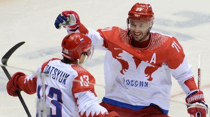 Российская сборная по хоккею едет на Олимпиаду за победой
