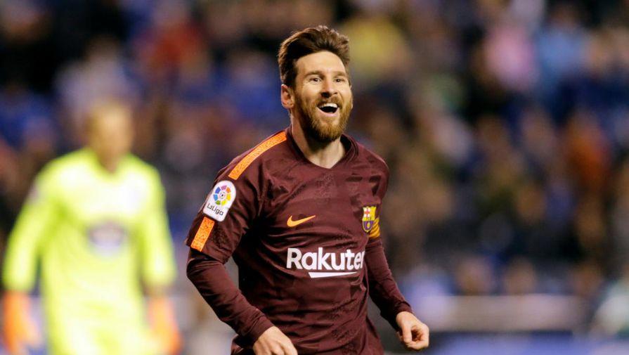 """Как """"Барселона"""" стала чемпионом Испании в 25-й раз"""