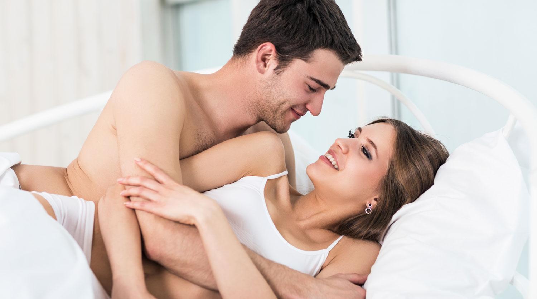 Мой романтический первый секс