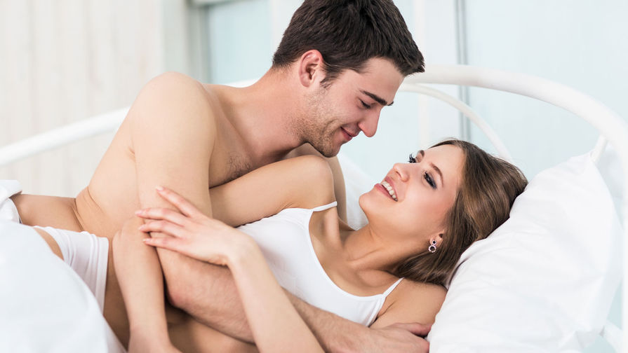 Первая интимная близость улет