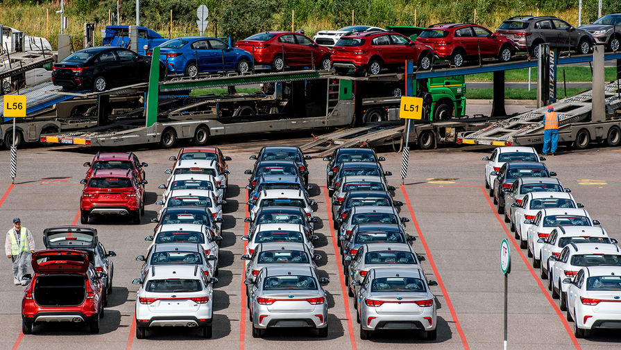 Hyundai, Kia и Toyota вошли в число наиболее угоняемых автомобилей в России