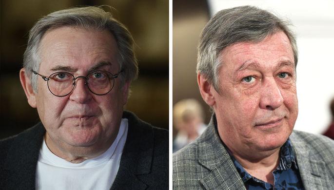 «По понятным причинам»: Стоянов заменил Ефремова в комедии о вампирах