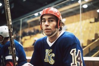 Вячеслав Анисин в составе «Крыльев Советов». 1976 год