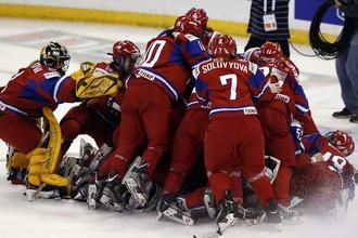 Триумф отечественного женского хоккея