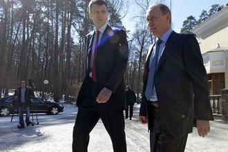 Прохоров назвал единственным узнаваемым брендом России Владимира Путина