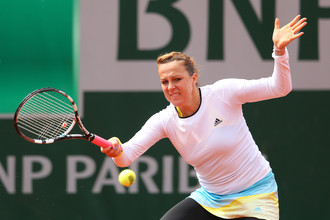 Анастасия Павлюченкова преодолела первый круг «Ролан Гаррос»
