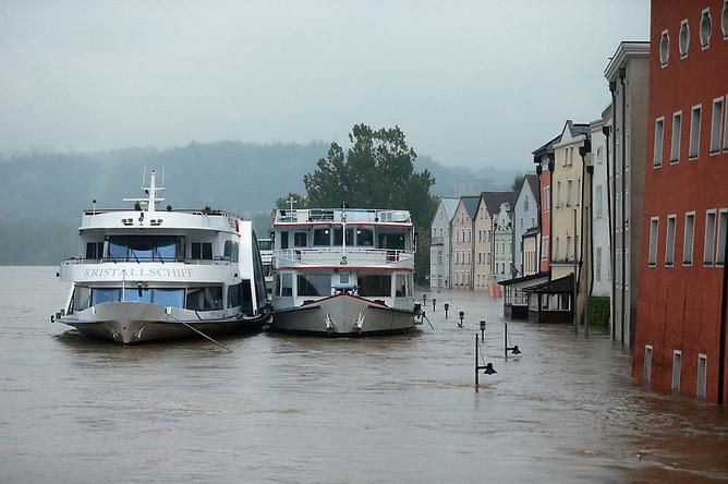 Нижняя Бавария. Германия