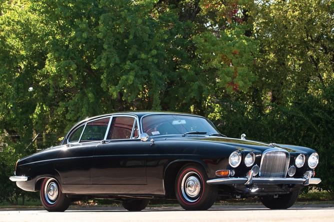 Jaguar MkX