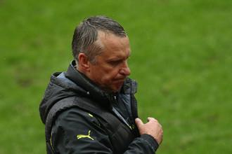 Матч против «Кубани» не был для Леонида Кучука принципиальным