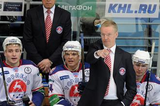 Финн Кари Ялонен теперь будет руководить действиями хоккеистов пражского «Льва»