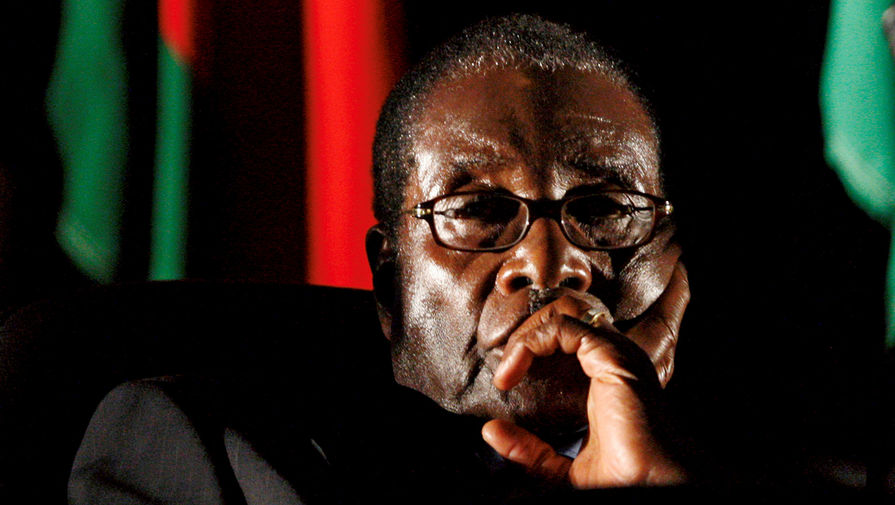 Скончался бывший президент Зимбабве Роберт Мугабе