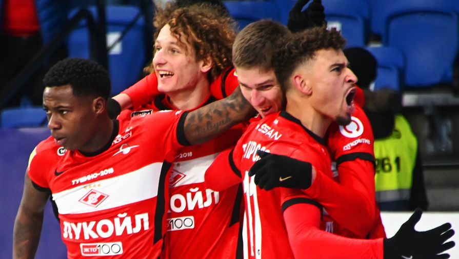 Стали известны составы Ростова и Спартака на матч 24-го тура РПЛ