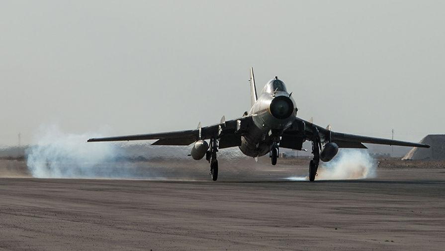 заявление минобороны о сбитом самолете