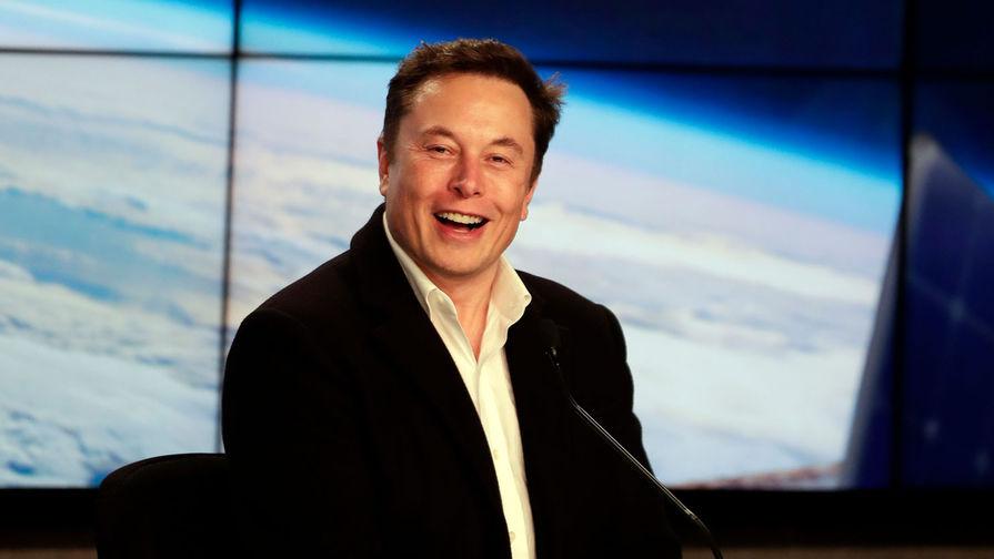 Маск отреагировал на твит Трампа о SpaceX