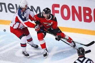 Нейтрализация Ильи Михеева (справа) станет одной из ключевых задач Класа Дальбека и его партнеров по ЦСКА