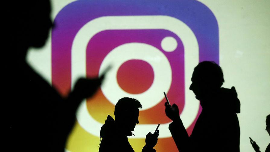 В работе Instagram произошли сбои