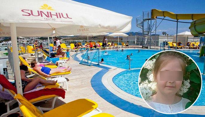 Опасный бассейн: в Турции борются за жизнь девочки из России
