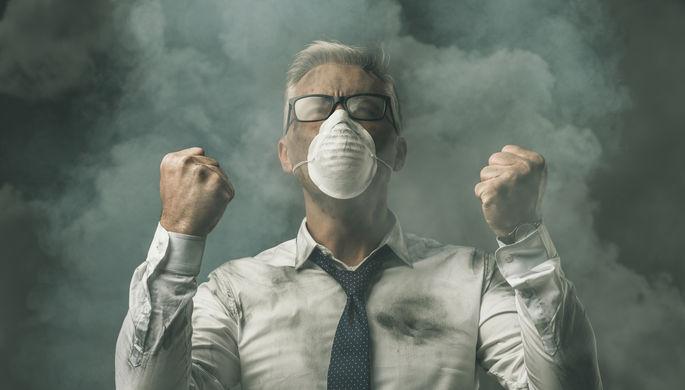 Грязный воздух: где коронавирус опаснее