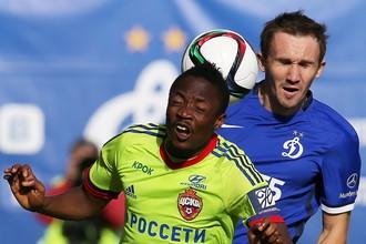 ЦСКА впервые за шесть лет выиграл у «Динамо»