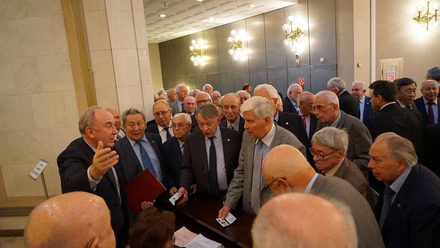 Членами президиума РАН стали 58 человек