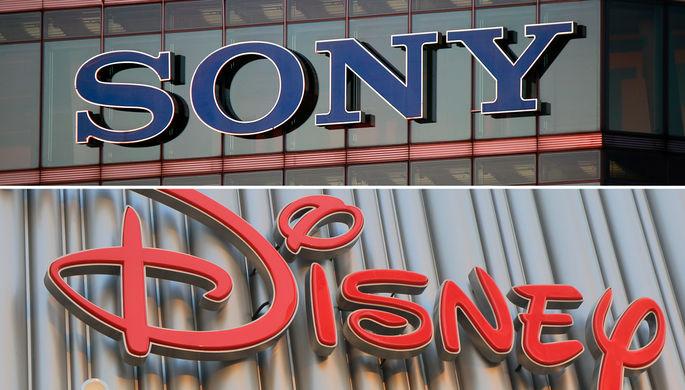 Падение гиганта: Disney и Sony разделят прокат в России