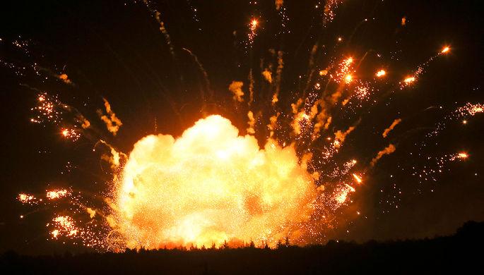 Не только Чехия и Болгария: где в Европе взрывались склады с боеприпасами