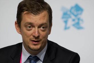 Президент Международного паралимпийского комитета Эндрю Парсонс