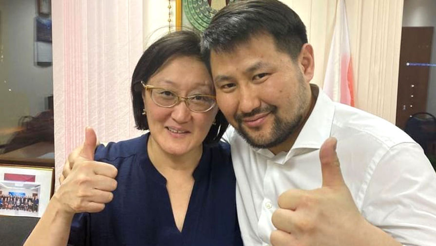 Евгений Григорьев выиграл на выборах мэра Якутска