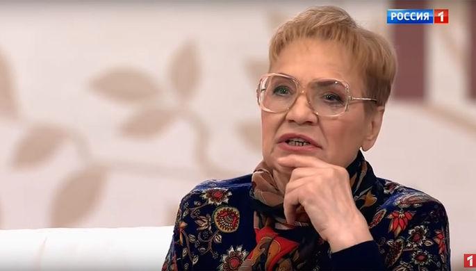Нина Русланова (кадр из видео)