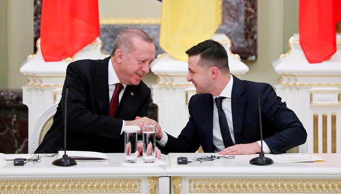 Турецко-украинский союз: зачем Киев сближается с Анкарой