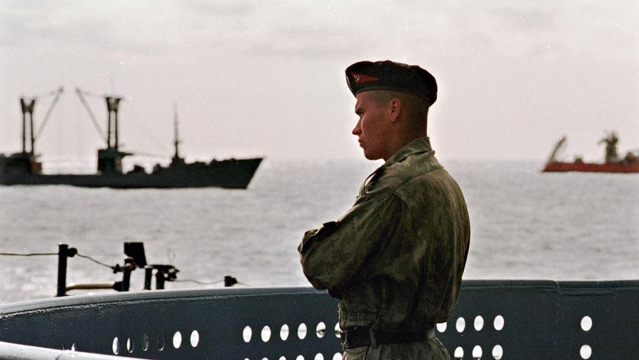 Американский крейсер Монтерей вошел в Черное море