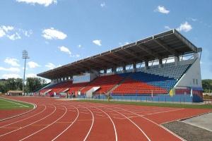 Стадион «Старт» в Саранске