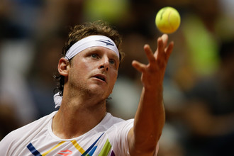 Давид Налбандян прощается с теннисом