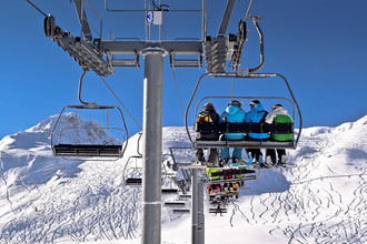 Как устроен горнолыжный курорт