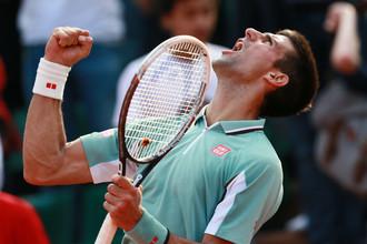 Новак Джокович стал победителем Итогового турнира в Лондоне