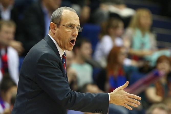Баскетбольный ЦСКА разгромил «Партизан» в матче Евролиги с разницей »+42».