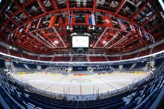 «Чижовка Арена» — стадион чемпионата мира по хоккею в Минске