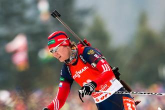 Российская биатлонистка Ирина Старых пропустит два года из-за употребления допинга