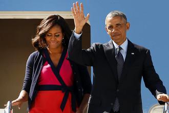 Секретная служба США занимается охраной президента и первой леди