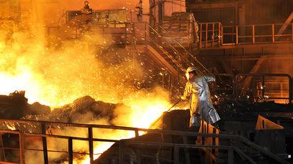 США ввели заградительные пошлины против российской стальной продукции