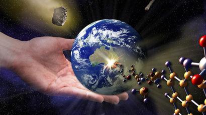 О зарождении жизни на Земле, внеземном разуме и лженауке