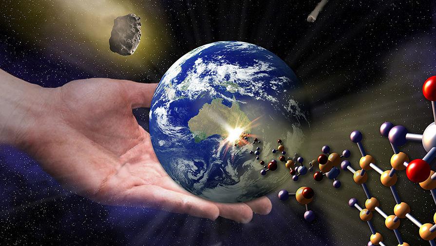 История жизни на земле доклад 2802