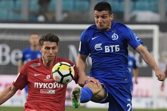 «Спартак» не очень успешно начал новый чемпионат
