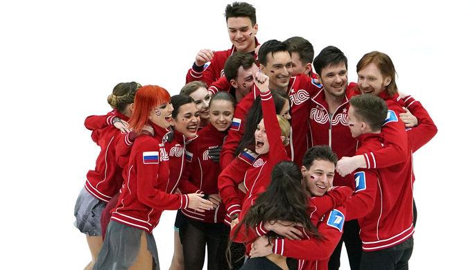 Ученица Тутберидзе подвела Медведеву: Загитова победила в Кубке Первого канала