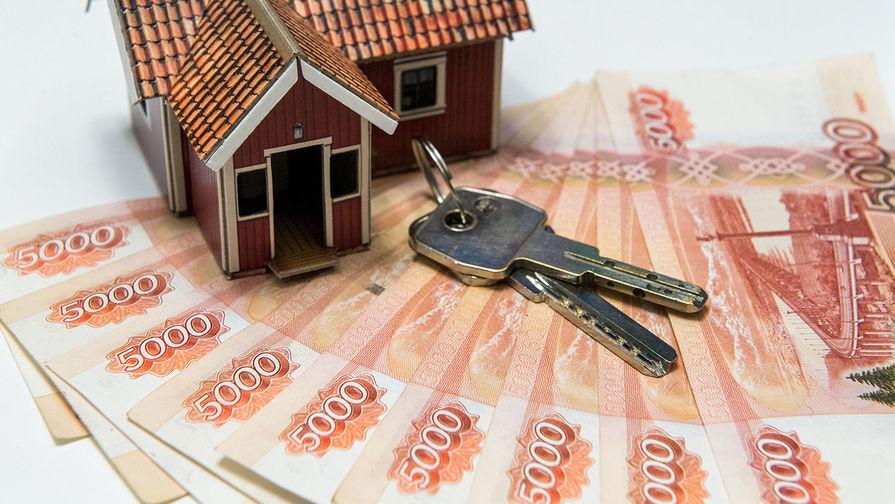 Многодетные семьи смогут подавать заявки на погашение части ипотеки через госуслуги