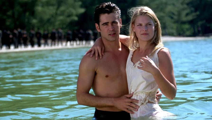 Колин Фаррелл и Эли Лартер в картине «Американские герои» (2001)