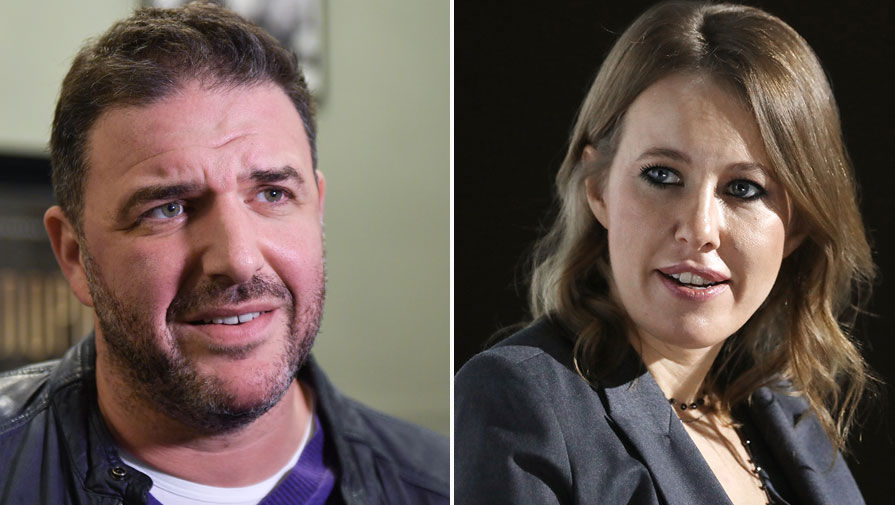 Все-таки развод Собчак иВиторган публично избегают друг друга