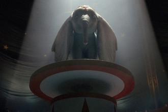 Кадр из мультфильма «Дамбо» (2019)