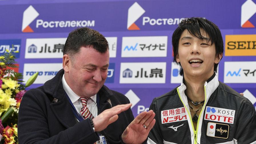 Звезда Японии, любимчик Орсера, друг Медведевой: история карьеры Юдзуру Ханю